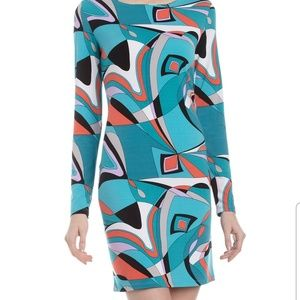 Micheal Kors Women Geometric Print Dress